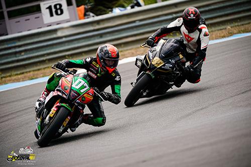 Rodada track day en circuito Estoril - Motos